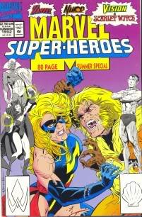 marvel super-heroes vol2 M1-4
