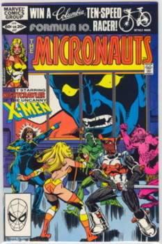 micronauts M13