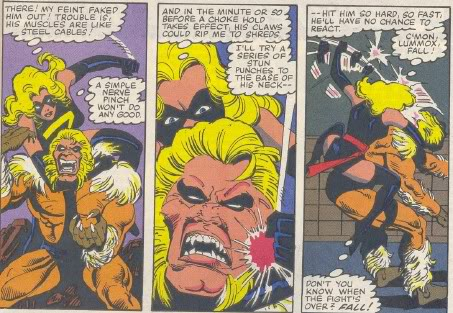 marvel super-heroes vol2 M5-3