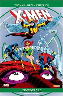 Intégrales X-Men Men2
