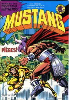 mustang Mustang1