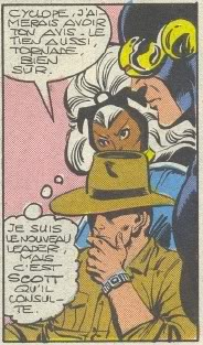 les leaders des x-men Numriser00356jn