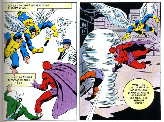 crossovers x-men Silver1