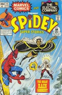 Spidey super stories Spid1-1