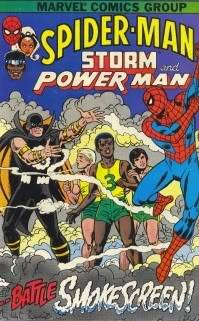 spider man , storm and power man Spid1
