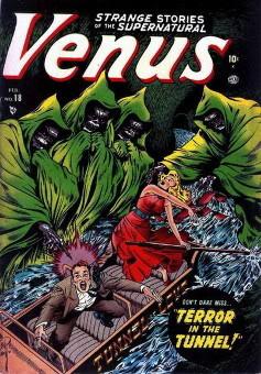 super héros Venus10