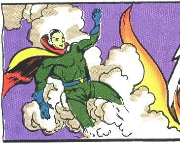 super héros Vis5