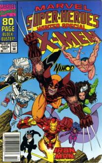marvel super-heroes vol2 W1-2