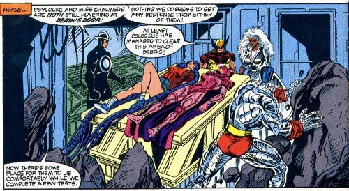 marvel super-heroes vol2 W3