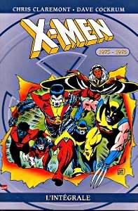 Intégrales X-Men X1-13