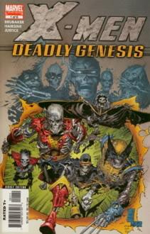 génèse mortelle X1-8