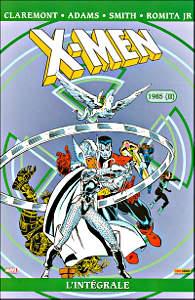 Intégrales X-Men X10-4