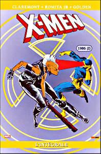 Intégrales X-Men X11-3