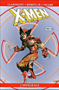 Intégrales X-Men X12-2