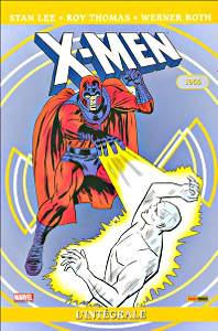 Intégrales X-Men X14-2