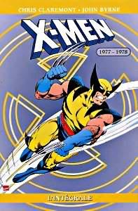 Intégrales X-Men X2-13