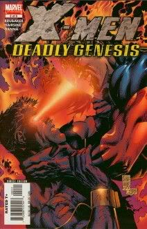 génèse mortelle X2-8