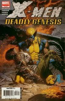 génèse mortelle X3-6
