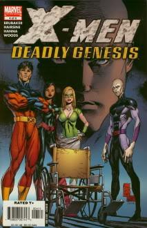 génèse mortelle X4-6