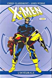 Intégrales X-Men X4-9