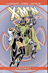 Intégrales X-Men X5-6
