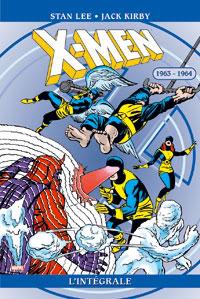 Intégrales X-Men Xmen