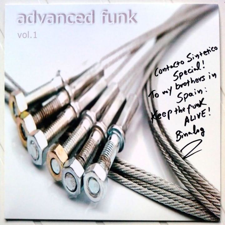 "PARTICIPA Y GANA EL 12"" ""ADVANCED FUNK V1"" DE BINALOG PRODUCTION AF1_contactosinteticospecial"