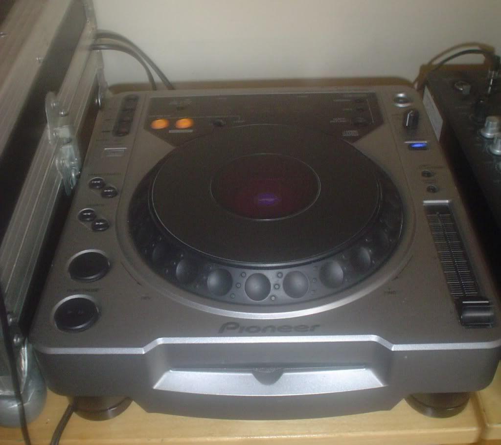 Vendo CDJ800 Mk1 CDJ012