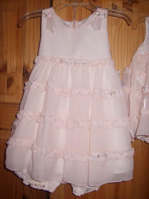 bridesmaids dress' 6m and 18m REDUCED Dress
