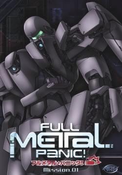 Full Metal Panic ( Primera temporada ) Fullmetalpanicdvd1dx2