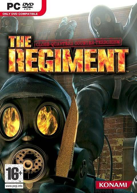 حصريا لعبة The Regiment 12-7