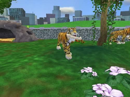 Bengališki tigrai Bengaliskastigras1