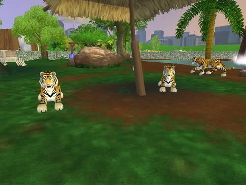 Bengališki tigrai Bengaliskitigrai1