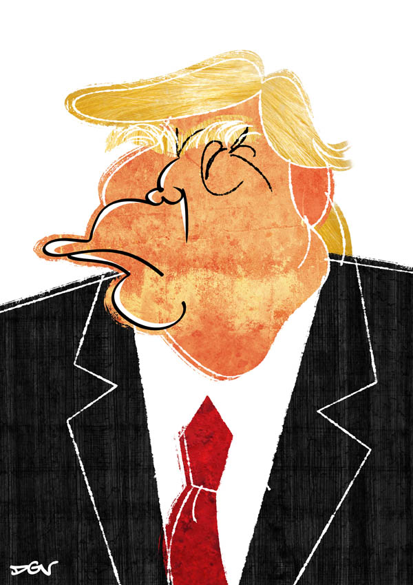 DGV: caricaturas y, a veces, otras cosas - Página 5 Trump_zpsme7rrrqk