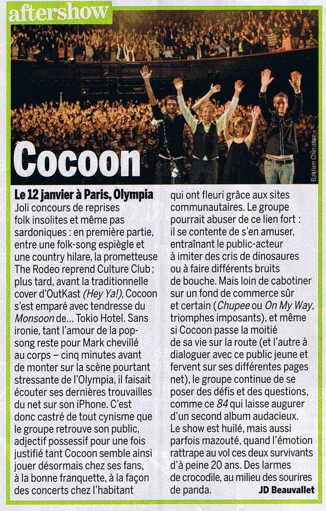 """[Paris] 12-01-09  """" L'OLYMPIA """" - Page 3 Cocoon_olympia_jd"""