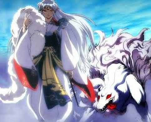 Personajes parecidos Sesshomaru