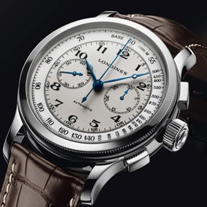 LONGINES Lindbergh's Atlantic Voyage Watch I_1975_1
