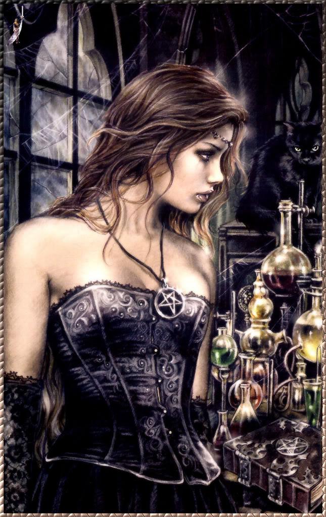 Προεπισκόπηση φύλλου χαρακτήρα Witch1