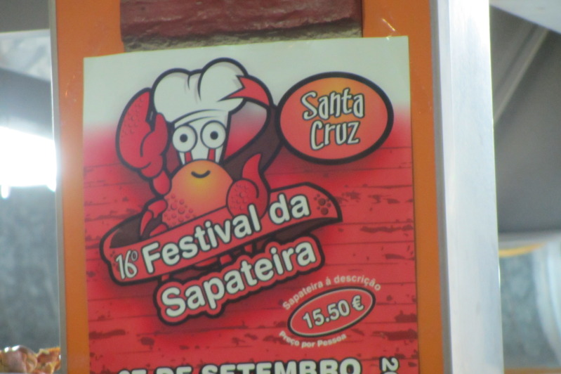 """Cronica """" Festival da Sapateira em Sta Cruz dia 22/09"""" IMG_9086"""