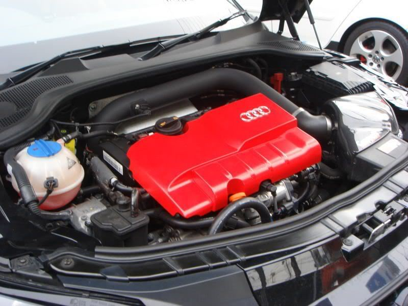 Kit admission direct sur 2.0TFSI P1