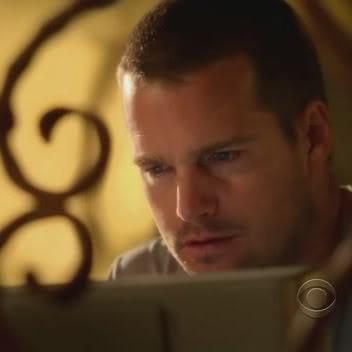 Agente especial G. Callen (Chris O´donnell) G4