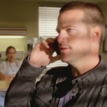 Agente especial G. Callen (Chris O´donnell) G1