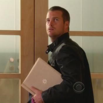 Agente especial G. Callen (Chris O´donnell) G12