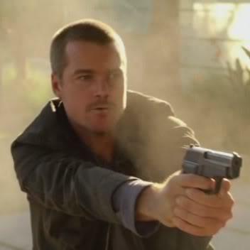 Agente especial G. Callen (Chris O´donnell) G8