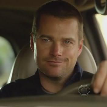 Agente especial G. Callen (Chris O´donnell) G10