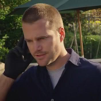 Agente especial G. Callen (Chris O´donnell) G2