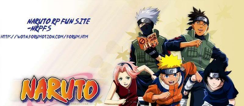 WON Naruto fun RP site