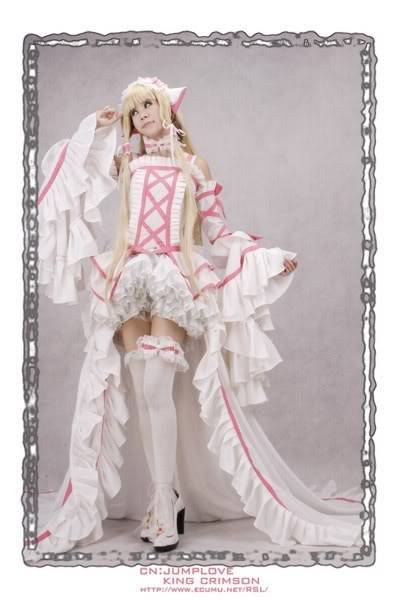 [Chobits] [Chii] [Pink and White ver] Chii
