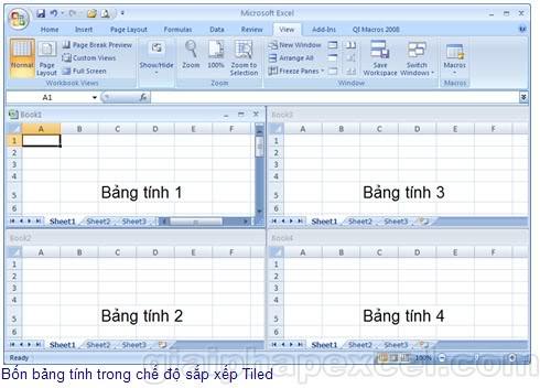 """Những """"tuyệt chiêu"""" trong Excel H01_02"""