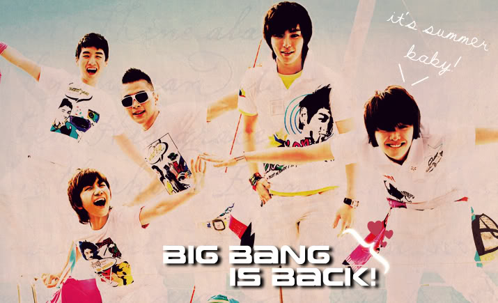 Big Bang is Back! Fan Club Chile